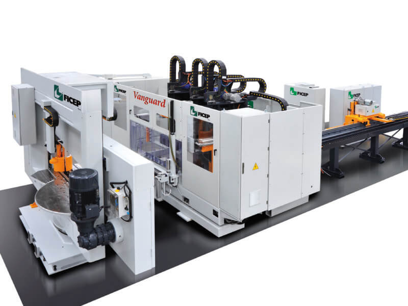 COMBINED DRILLING & SAWING LINES