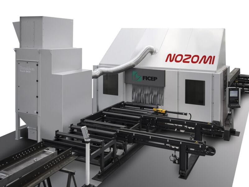 Coping robots – NOZOMI